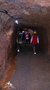 intrarea in mina