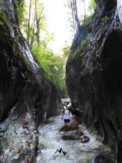 aventura prin apa