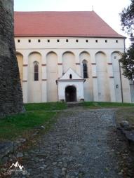 intrarea in biserica