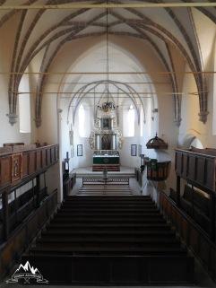 sala bisericii