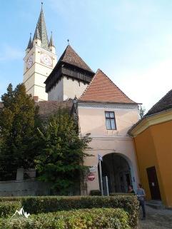biserica fortificata