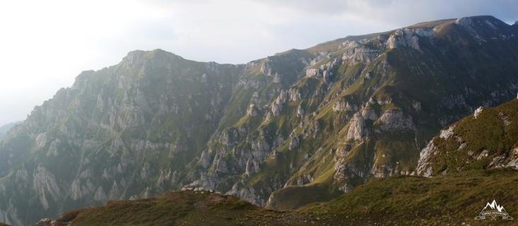 panorama spre Scara