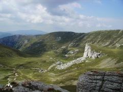 vedere spre Valea Obarsiei