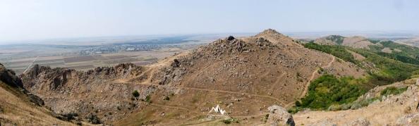 panorama spre Vraju