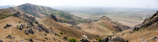 panorama catre Serparu