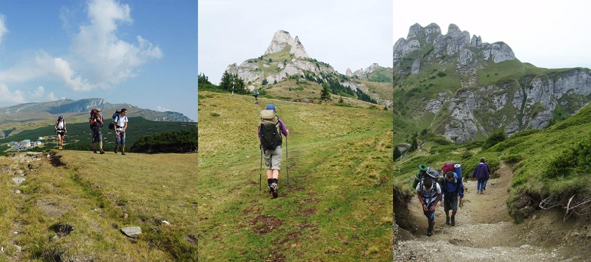 RoEstTrip – ziua 4 și 5: Bucegi – de la Babele la cota 1400 și aventură în Munții Ciucaș