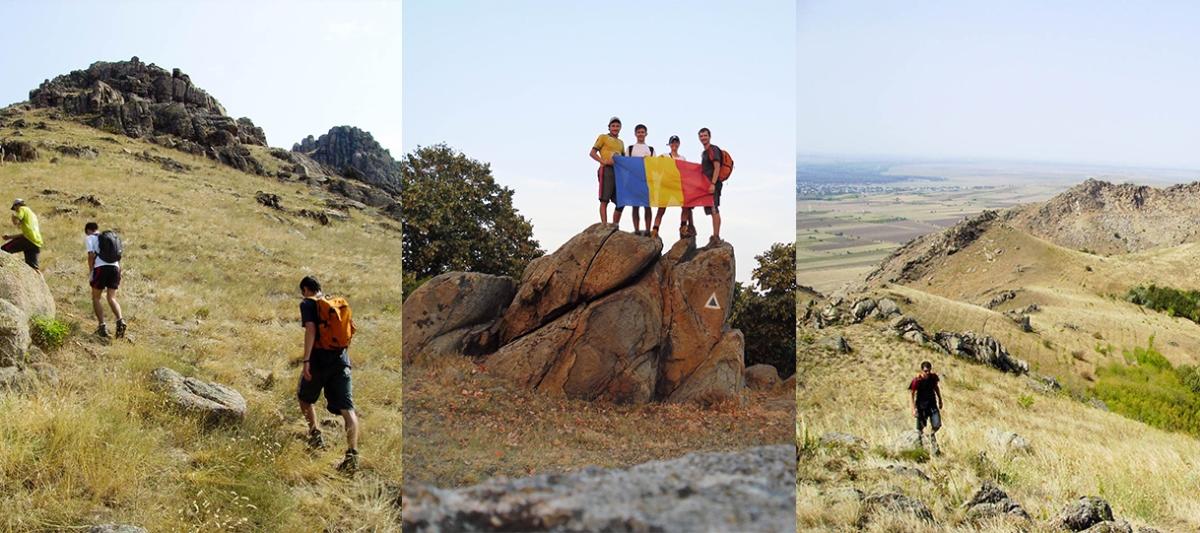 RoEstTrip – ziua 6: Munții Măcin - Culmea Pricopanului și tură pe Vârful Țuțuiatu