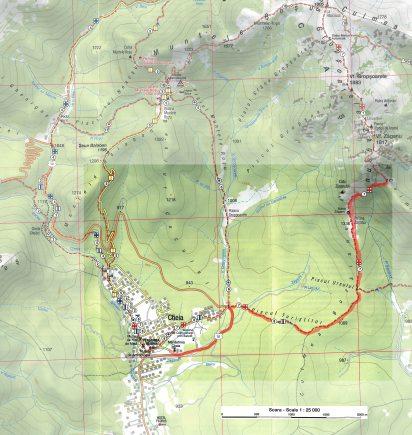 harta Ciucas ziua 1