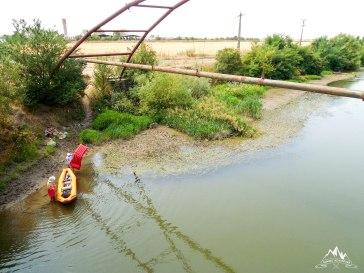 lansarea pe apa