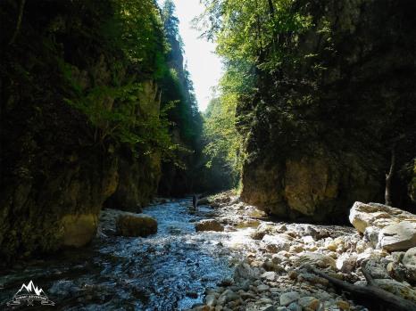 traseul pe firul apei