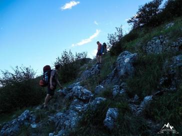 iesire in golul Alpin