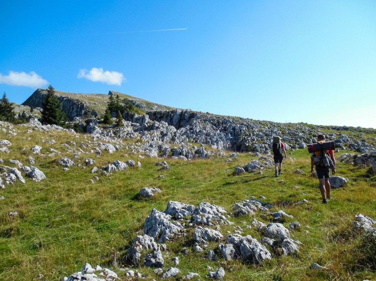 Buila Vânturarița – o tură lungă și un munte sălbatic