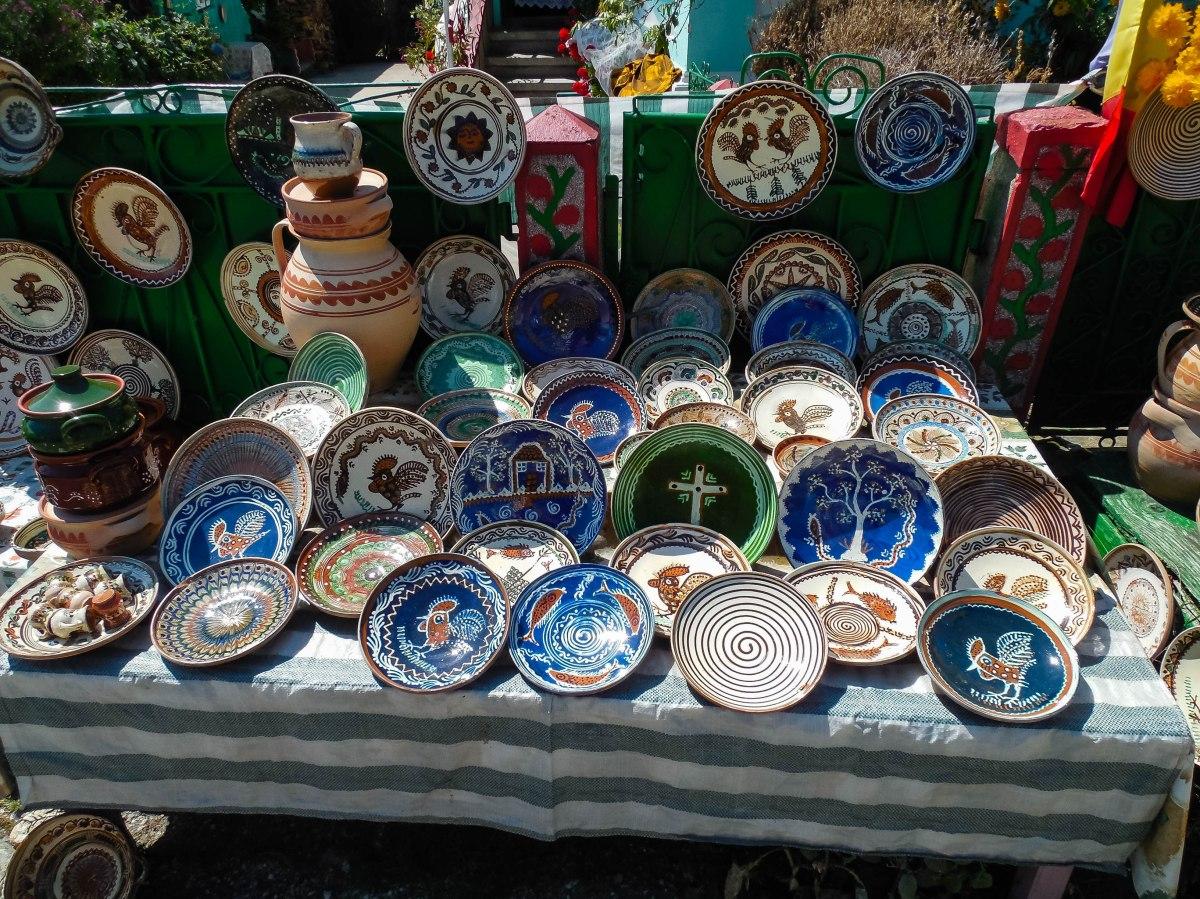 Satul Olari – vatra ceramicii de Horezu