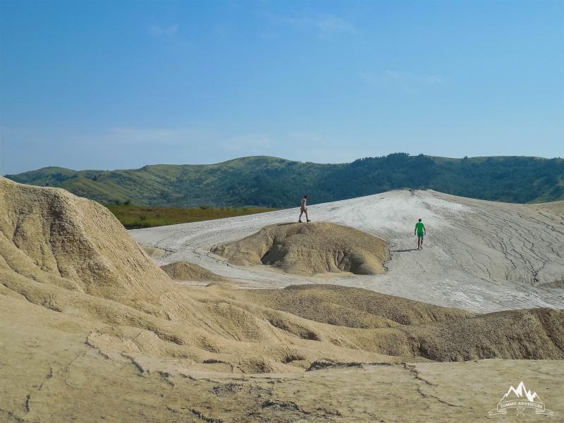 Vulcanii noroioși – Pâclele Mari și Pâclele Mici – Summit Adventure